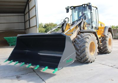 Agri Loader Shovel Bucket