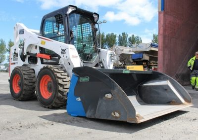 Skid Steer Hi-Tip Bucket