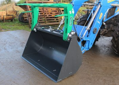 Tractor Grapple Bucket